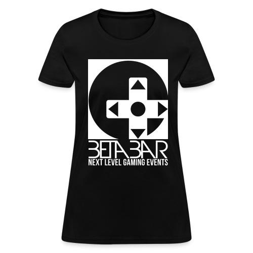 Ladies W/B Logo Tee - Women's T-Shirt