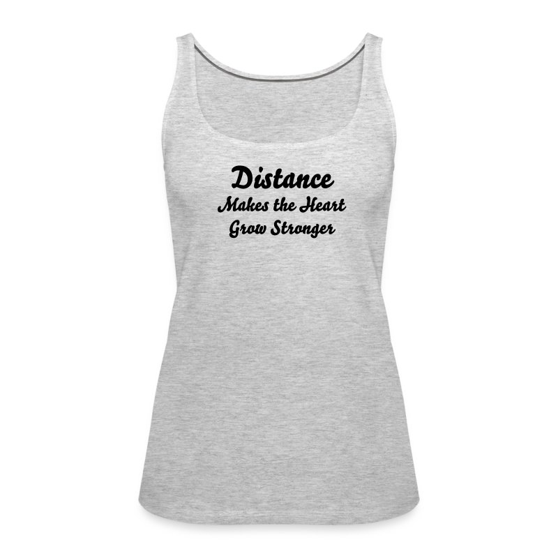 Distance Tee - Women's Premium Tank Top