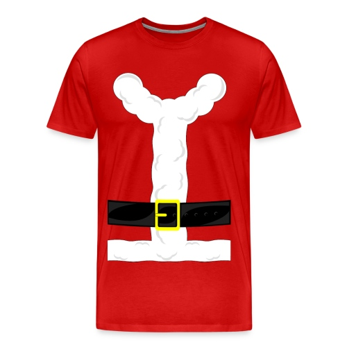 Santa Clause Costume T-Shirt - Men's Premium T-Shirt