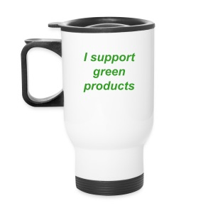 Travel Mug - When you buy this product you give $ 10 in support of green futuristic project. All products in lpas-gard party gives $ 10 in support of the project. Thanks for your support.