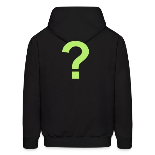 Men's Hoodie - When you buy this product you give $ 10 in support of green futuristic project. All products in lpas-gard party gives $ 10 in support of the project. Thanks for your support.