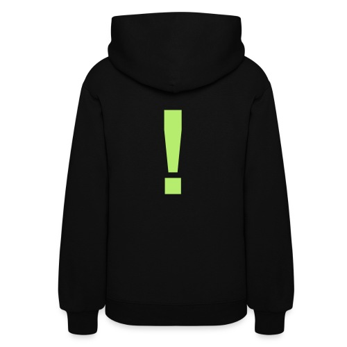 Women's Hoodie - When you buy this product you give $ 10 in support of green futuristic project. All products in lpas-gard party gives $ 10 in support of the project. Thanks for your support.
