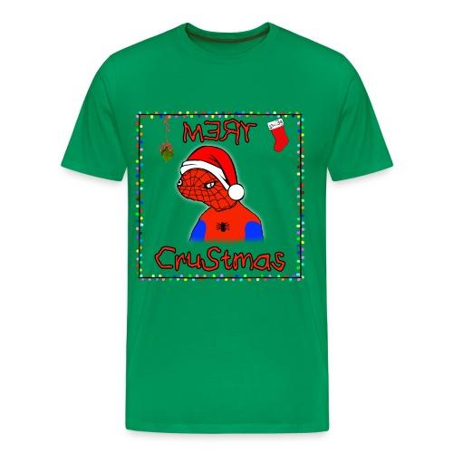 Mery Crustmas - Men's Premium T-Shirt