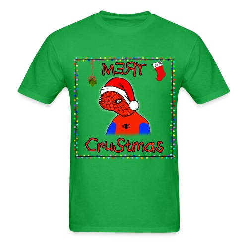 Mery Crustmas - Men's T-Shirt