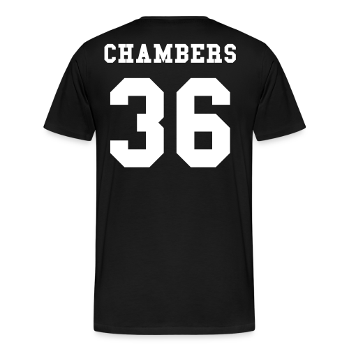 36 Chambers - Black - Men's Premium T-Shirt