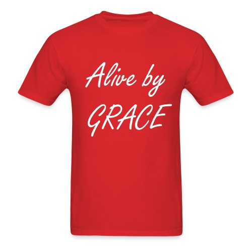 Alive by GRACE Edition 6 Tee (Men) - Men's T-Shirt