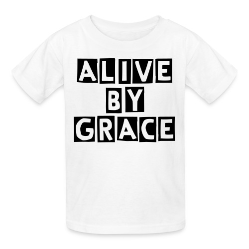 Alive by GRACE Edition 1 Tee (Kids) - Kids' T-Shirt
