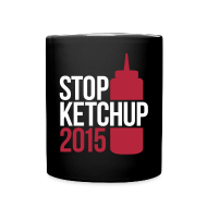 Mugs & Drinkware ~ Full Color Mug ~ #StopKetchup2015