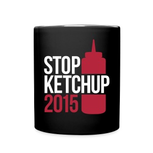 #StopKetchup2015 - Full Color Mug