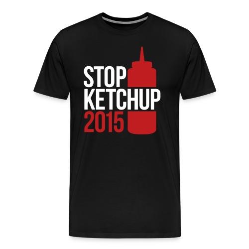 #StopKetchup2015 - Men's Premium T-Shirt