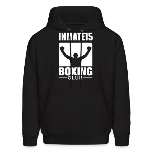 INMATE BOXING CLUB - Men's Hoodie