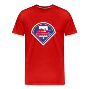 Tankers - Baseball (M) - Men's Premium T-Shirt