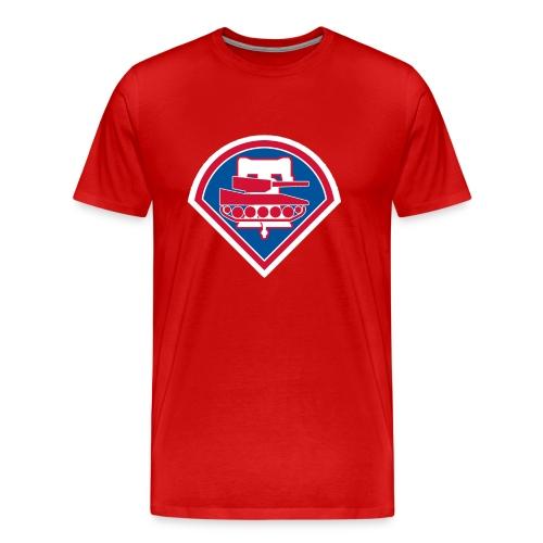 Tankers - Baseball (M) - Men's Premium T-Shirt