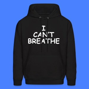 I Can't Breathe Hoodies - Men's Hoodie