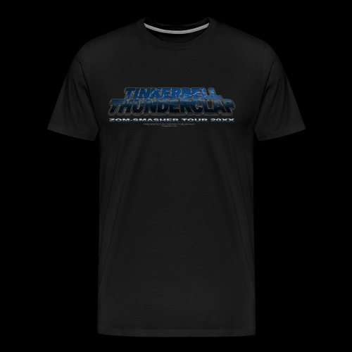 Tinkerbell Thunderclap - Men's Premium T-Shirt