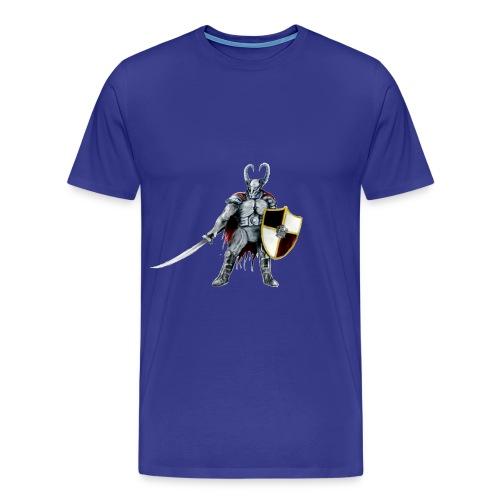 Vanburman's Odin (Off Horse) - Men's Premium T-Shirt