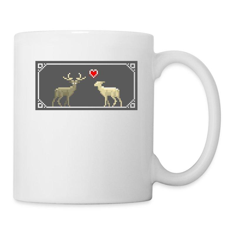 deer-love-final2.png - Coffee/Tea Mug