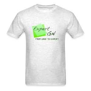 Expert GN Logo - Men's T-Shirt