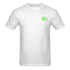 Expert GN Pocket Logo - Men's T-Shirt