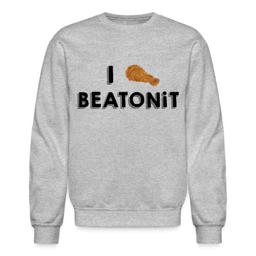 BEATONiT LOVE WiNG SWEATSHiRT - Crewneck Sweatshirt