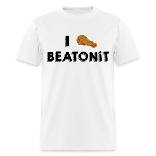 BEATONiT LOVE WiNG - Men's T-Shirt