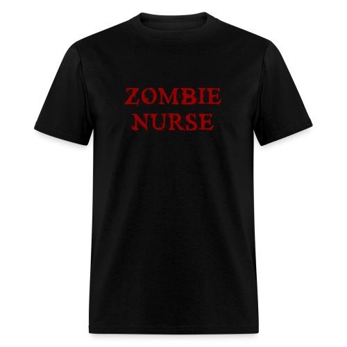 Zombie Nurse - Men's T-Shirt