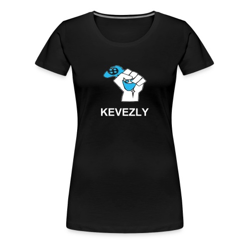 Kevolution-Lady - Women's Premium T-Shirt