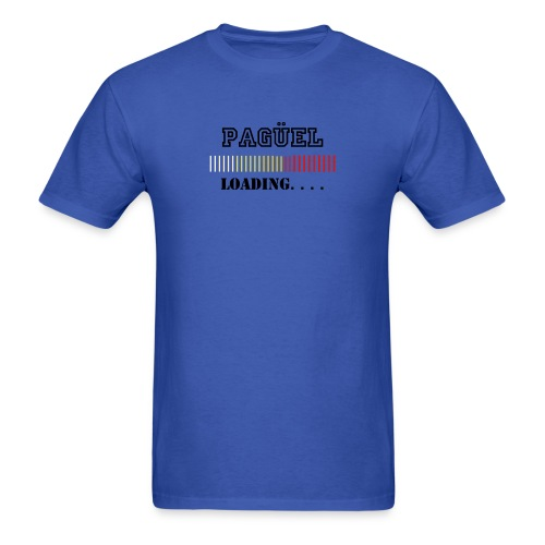 Paguel loading - Men's T-Shirt