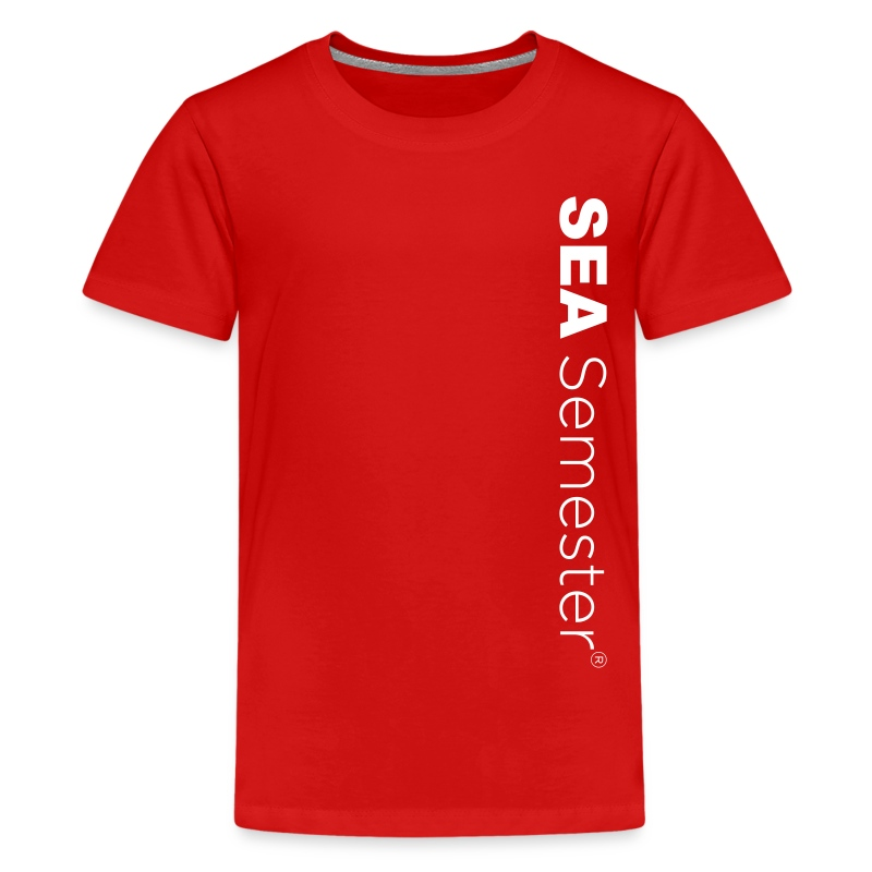 Kids SEA Semester® Tee - Kids' Premium T-Shirt