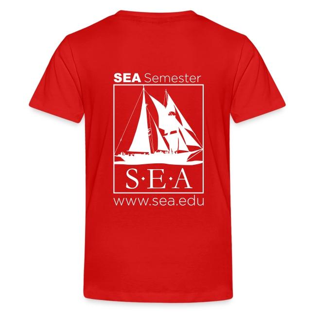 Kids SEA Semester® Tee