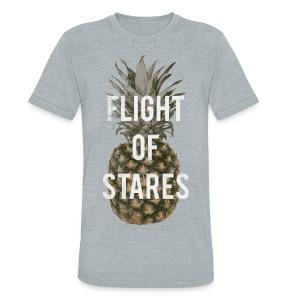 Pineapple T-Shirt - Unisex Tri-Blend T-Shirt