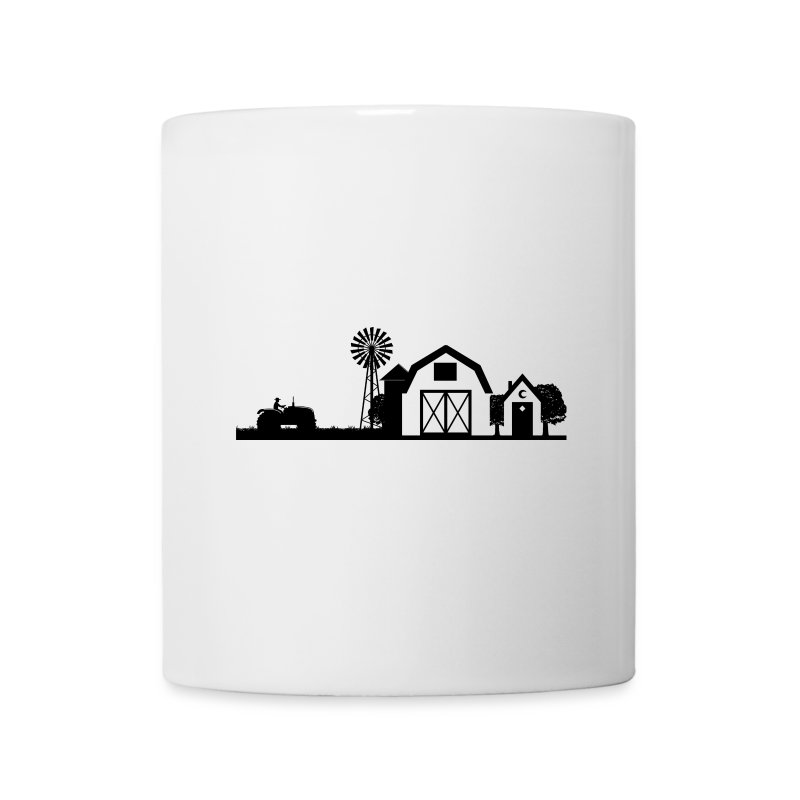 thbblackillustration01 - Coffee/Tea Mug