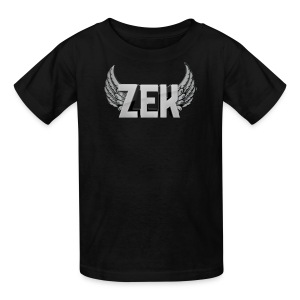 Zek Logo Plain - Kid - Kids' T-Shirt