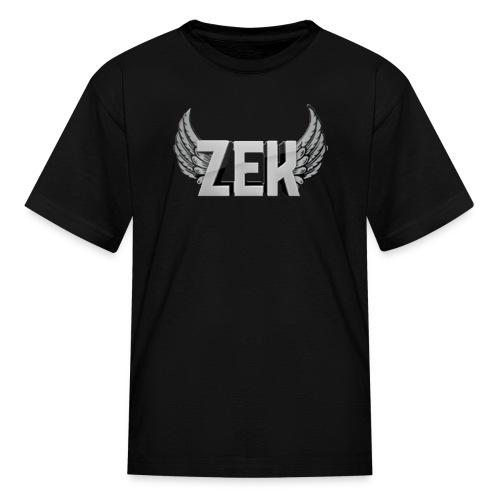Zek Logo Plain - Kid - Kids' T-Shirt