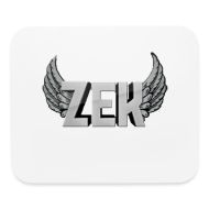 Other ~ Mouse pad Horizontal ~ Zek Logo - Mousepad
