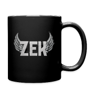 Mugs & Drinkware ~ Full Color Mug ~ Zek Logo - Mug