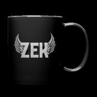 Mugs & Drinkware ~ Full Color Mug ~ Zek Logo - Mug