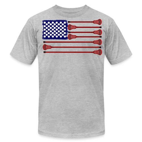 Lacrosse Americasgame T-Shirts - Men's  Jersey T-Shirt