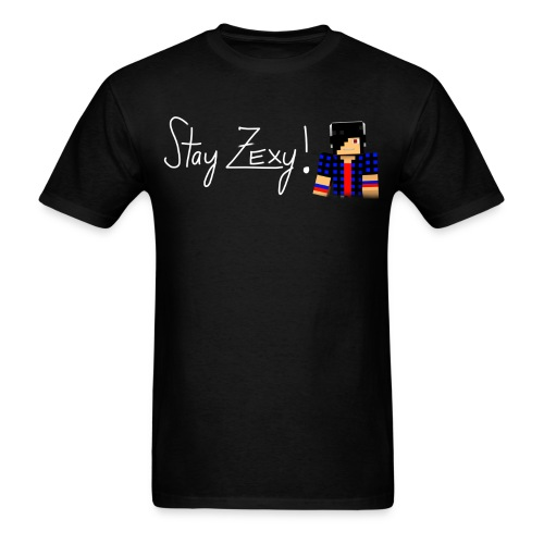 Stay Zexy Line - Adult - Men's T-Shirt