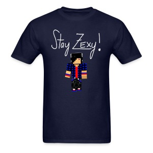 Stay Zexy Full - Adult - Men's T-Shirt