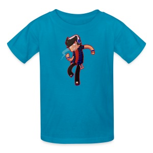 Evil Zek - Kid - Kids' T-Shirt