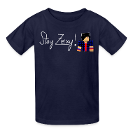 Kids' Shirts ~ Kids' T-Shirt ~ Stay Zexy Line - Kid