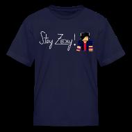 Kids' Shirts ~ Kids' T-Shirt ~ Stay Zexy Line - Kid