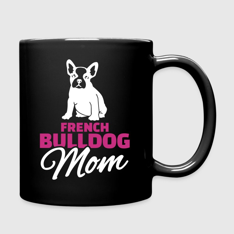 French Bulldog Mom Accessories - Full Color Mug