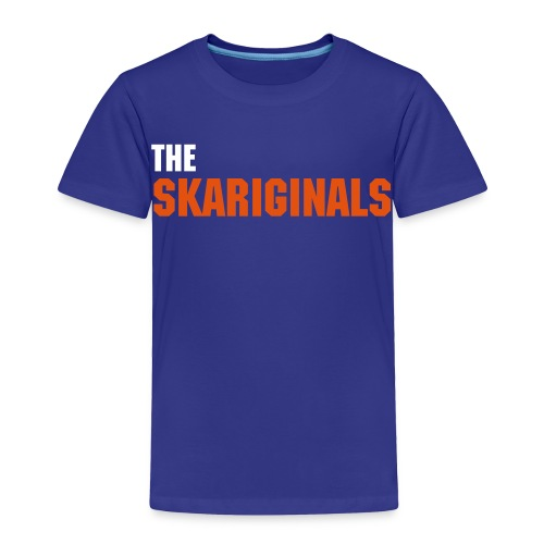 The Skariginals Shirt - Toddler - Toddler Premium T-Shirt