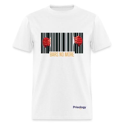 Bars No More - Men's T-Shirt