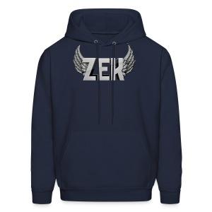 Zek Logo - Hoodie - Men's Hoodie