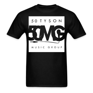 50MG Full Logo white - Men's T-Shirt