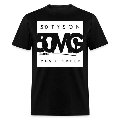 50MG Full Logo white - Men's T-Shirt