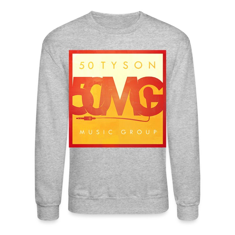 50MG Full Logo color crew - Crewneck Sweatshirt